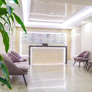 Business center  Horizon Office Towers - office rent center Kyiv