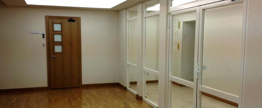 Оренда приміщень в бізнес центрі 114 кв м