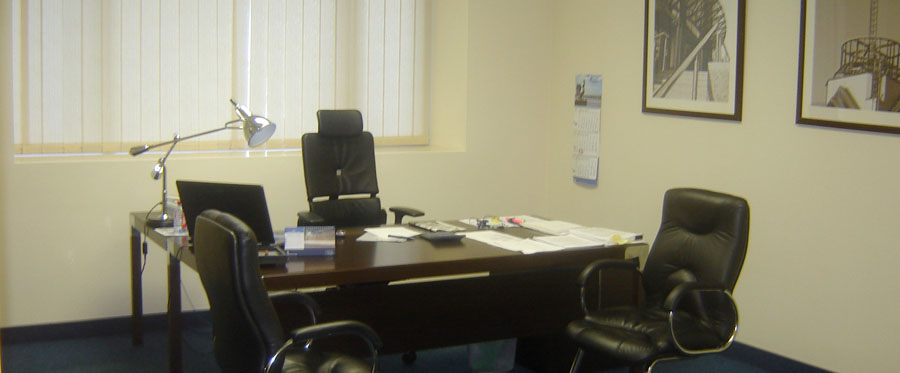 Оренда офісу в бізнес центрі на 10 поверсі площею 234 кв м