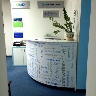 Аренда офиса в бизнес центре 263 кв м
