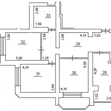Аренда офиса в бизнес центре 150 кв м